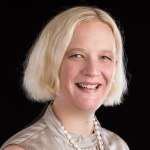 Headshot of Kirsty Taylor (from STC Board photo)